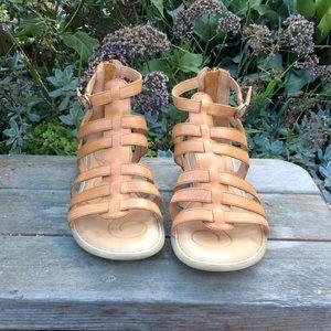 Tripoli Gladiator Sandals, used